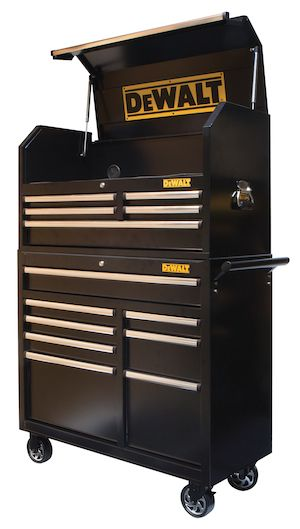 DEWALT announces the national launch of its new rolling Metal Storage system for the automotive industry, contractors and more.