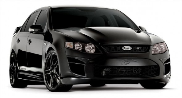 Ford FPV-GT Concept