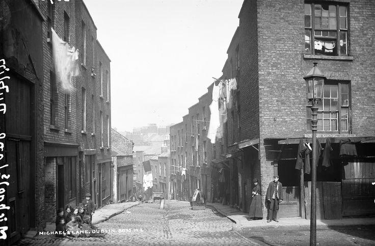 Michael's Lane, Dublin City | Flickr - Photo Sharing!1865-1914