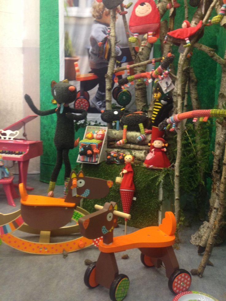 Promenons nous dans le bois avec la jolie gamme de jouets Ebulobo chez Il était une fois