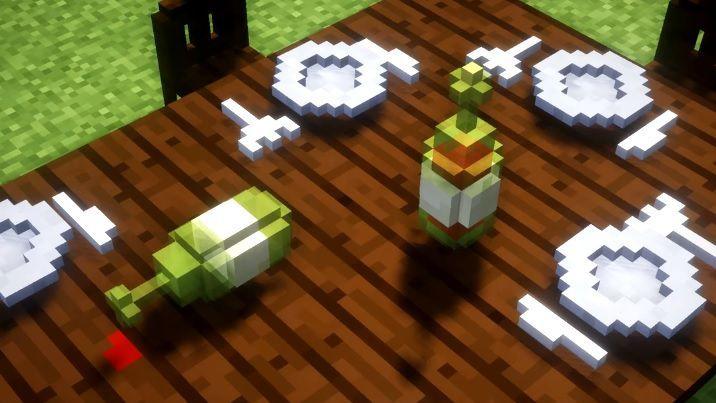 Littletiles Mod 6 Minecraft Crafts Minecraft Art Minecraft