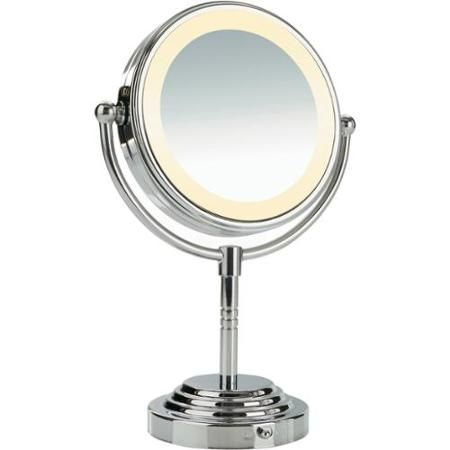Conair Double-Sided Lighted Mirror
