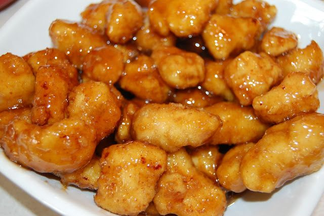 THE BEST orange chicken recipe you will ever taste. I would even rank this above panda express orange chicken. I didn't use the Panko batter because I already had a chicken batter recipe. But the sauce is divine. I made this for the Chinese New Year and it was a hit!