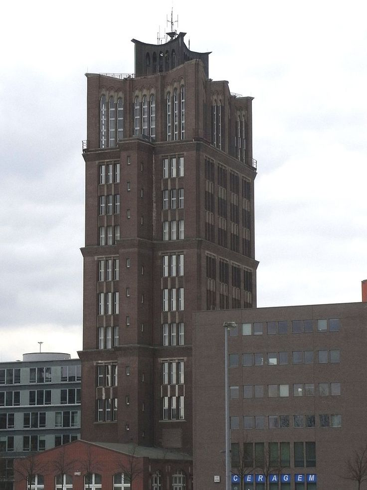 Borsigturm - Expressionismus (Architektur) – Wikipedia