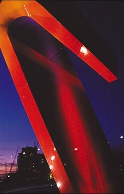 Diadem - Architectual Installation / Sculptural Brand