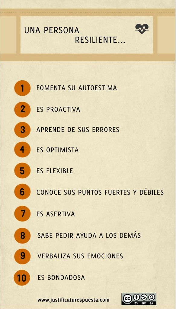 Estas son las 10 cualidades de una persona resilienteAmerican ExpressDinersDiscoverJCBMasterCardPayPalSelzVisa