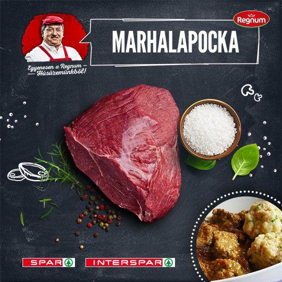 A lapocka enyhe zsírossága kiváló ízt ad minden ételnek. Egy klasszikusban te is megízlelheted: http://www.spar.hu/hu_HU/spar_chef/receptek/foetel/marha_vadasan_zsemlegomboccal.html