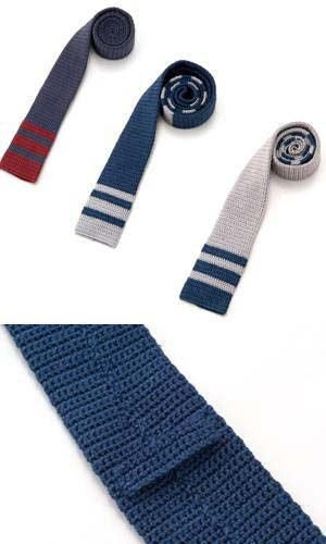 Free pattern for crochet neck tie http://gosyo.shop.multilingualcart.com/free1.php for men. Man