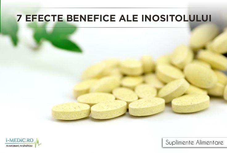 Inositolul poate fi regasit in complexul vitaminic B, avand rolul de a intra in alcatuirea membranelor celulare ale organismului. In acest fel inositolul are rolul de a transporta grasimile la nivelul organismului, precum si de a facilita comunicarea neuronilor cu sistemul nervos al organismului - http://www.i-medic.ro/diete/suplimente/7-efecte-benefice-ale-inositolului