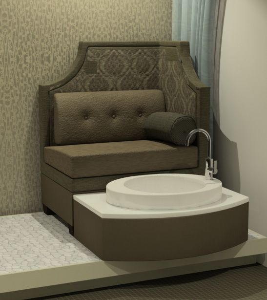 luxurious lounge spa chair | Spa Pedicure Chairs - Pedicure Chairs