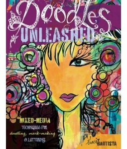 Sneak peek of our new book Doodles Unleashed! Includes inspiration and jumpstarts ~ enjoy!