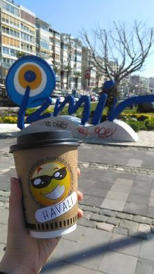 İzmirli dediğin havalı olur... www.brewmood.com.tr #brewmood #coffee #alsancak