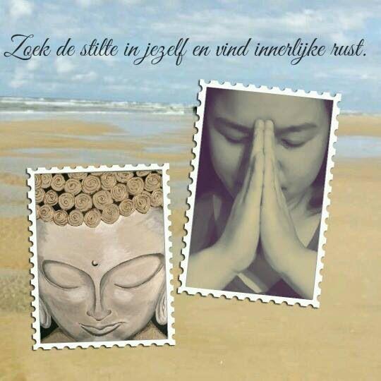 Sleutel 2: Zoek de stilte in jezelf en vind innerlijke rust