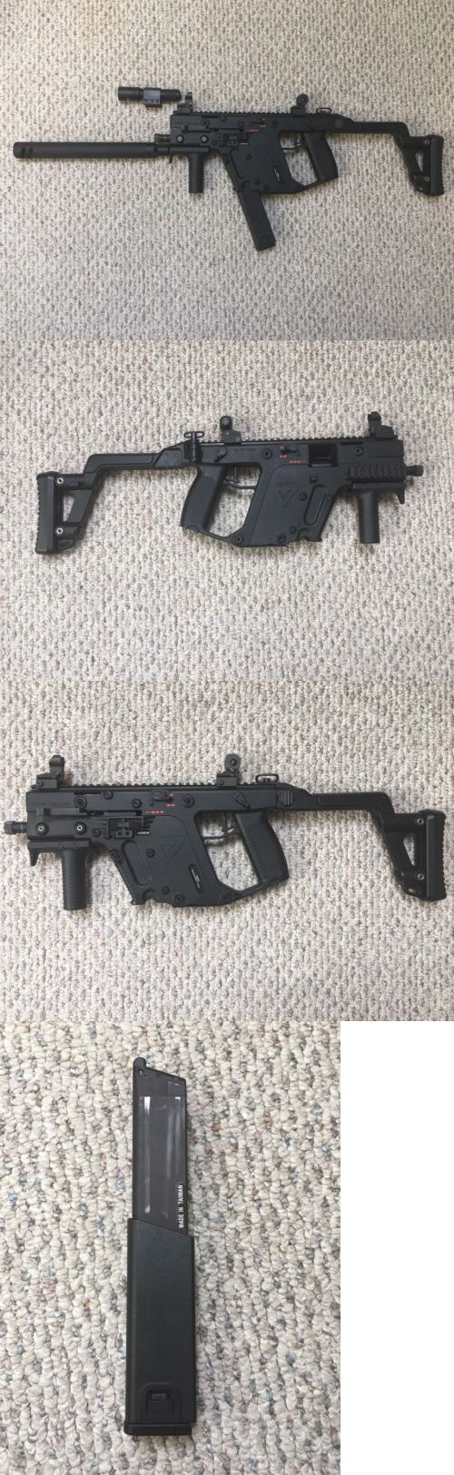 Rifle 160922: Kwa Kriss Vector -> BUY IT NOW ONLY: $900 on eBay!