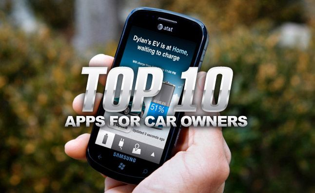 Top 10 Mobile Apps for Car Owners. For more, click http://www.autoguide.com/auto-news/2014/03/top-10-mobile-apps-car-owners.html