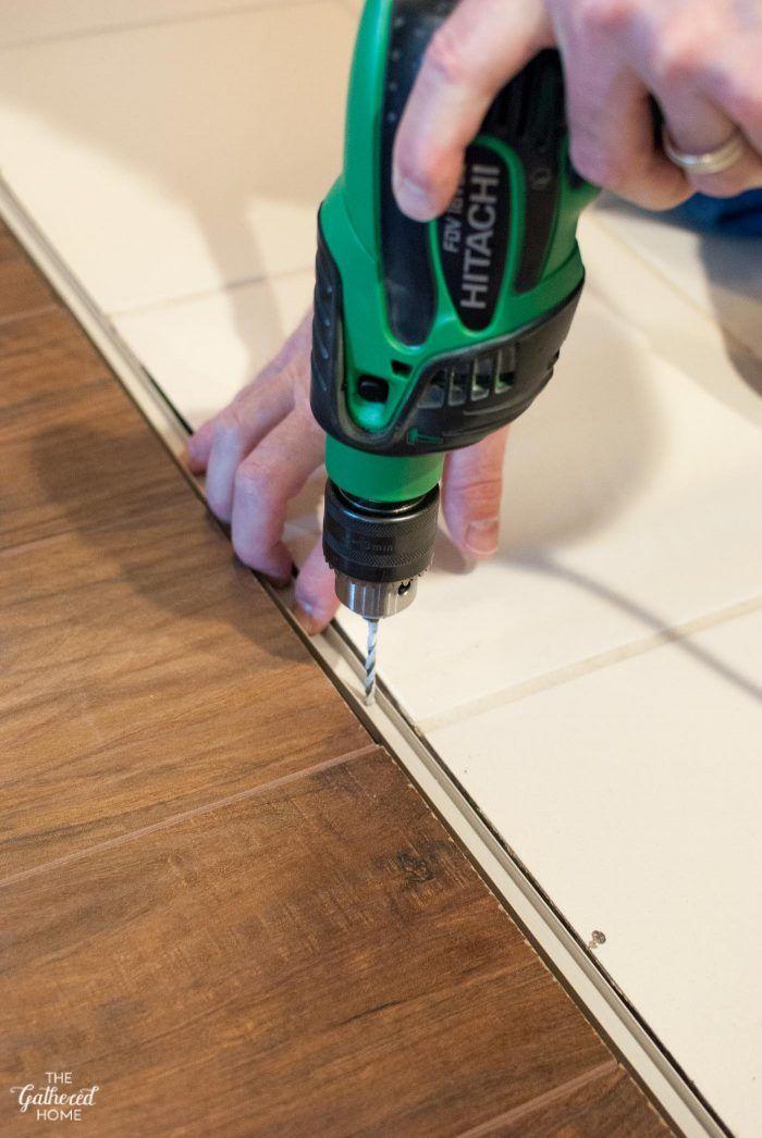 Secret Project Reveal Diy Laminate Flooring With Select Surfaces Laminate Flooring Laminate Flooring Diy Installing Laminate Flooring