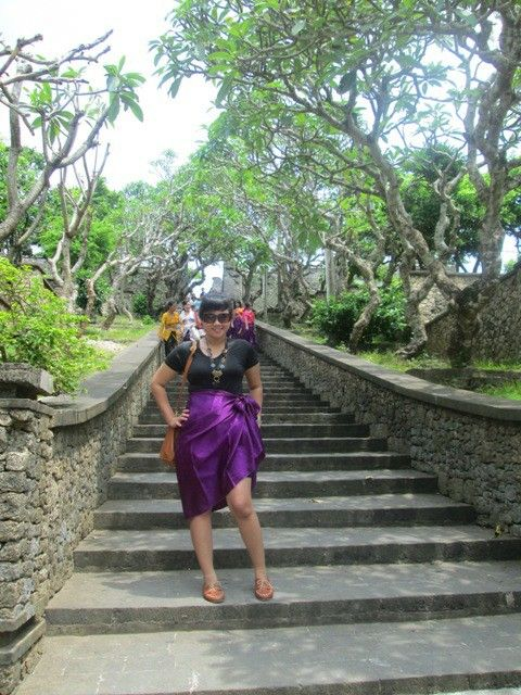 Everyday is holiday in Bali