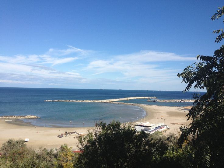 Constanta seaside