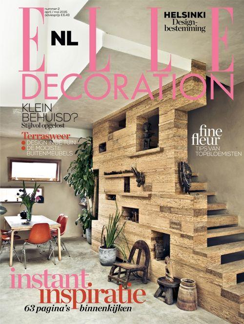 Instant inspiratie! De nieuwe ELLE Decoration is er | ELLE Decoration NL