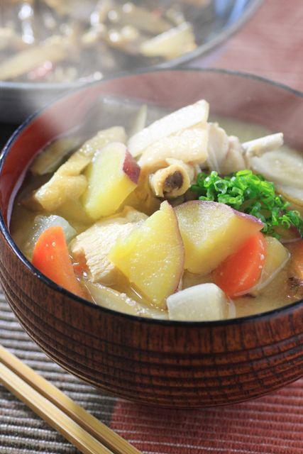 さつま汁☆鹿児島の郷土料理-九州の郷土料理と簡単まかないレシピ