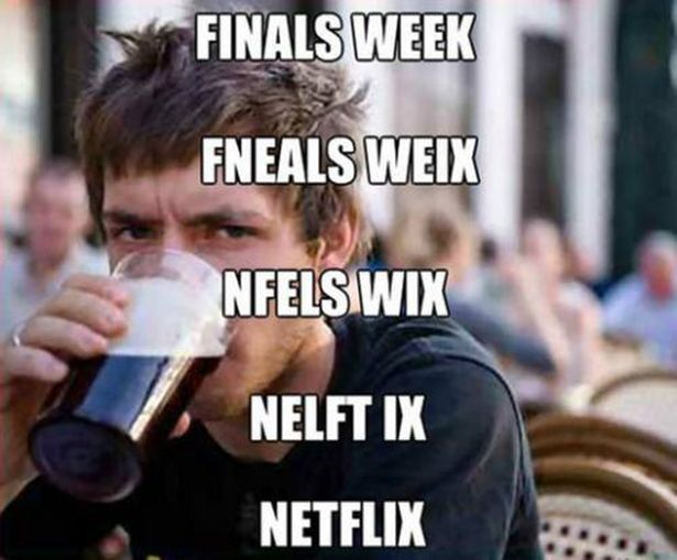 Finals Week is Here Take A Break wtf humor funny featured College  wtf funny 3 funny 3 college
