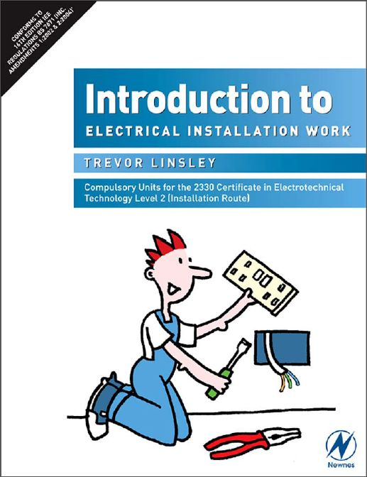 Introduction electrical installation work
