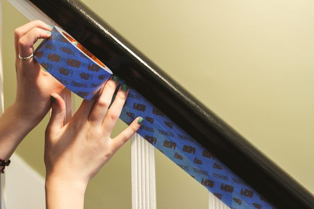 How to Paint Stair Banisters & Railings (with Pictures) | eHow