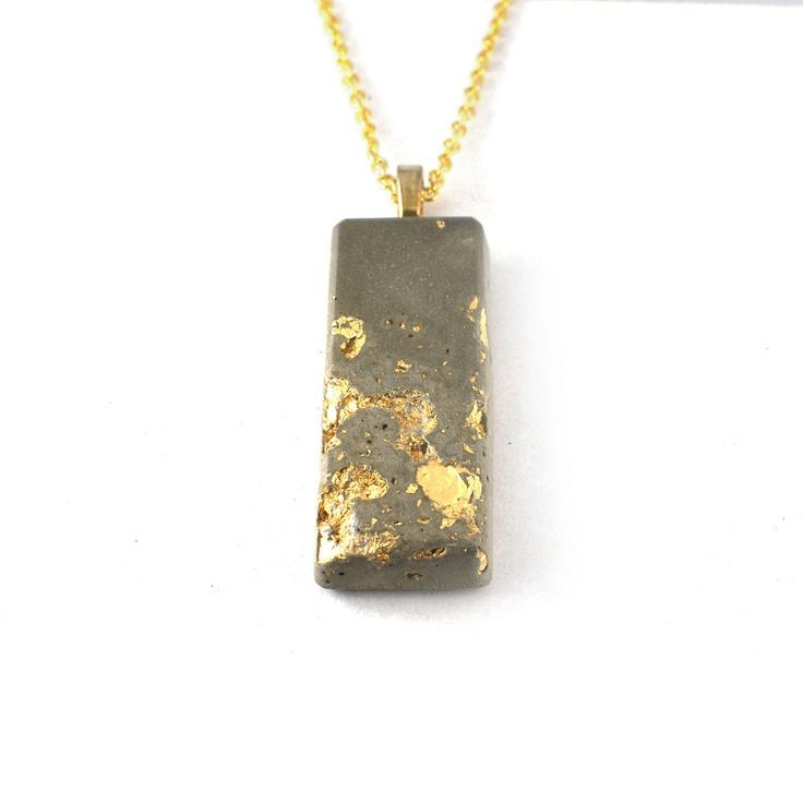65 Best B 233 Ton Pour Bijoux Concrete Jewelry Images On