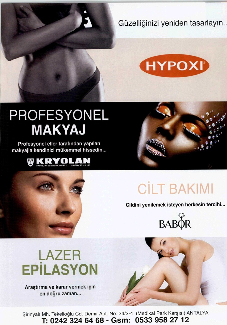 Female Dergisinde Hypoxi...
