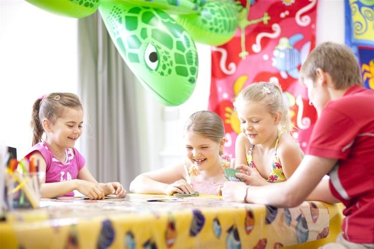 Water Dragons Kids Club - Crowne Plaza Terrigal