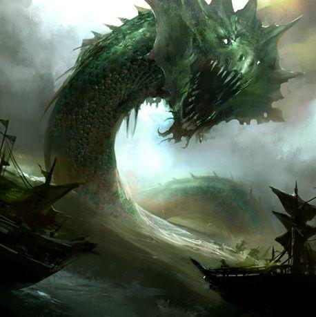 best 25 sea monsters ideas on pinterest