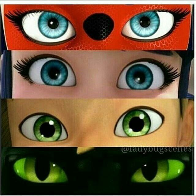 I get why Marinette can't really figure it out now that I'm really looking at at but....COME ON FREAKING ADRIEN!!MARINETTE AND LADYBUG ARE THE EXACT SAME PERSON!!