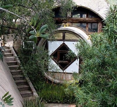 Paolo Soleri Scottsdale, Arizona /  The Green Life <3