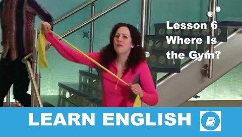 Tanuljunk Angolul! - 6. lecke