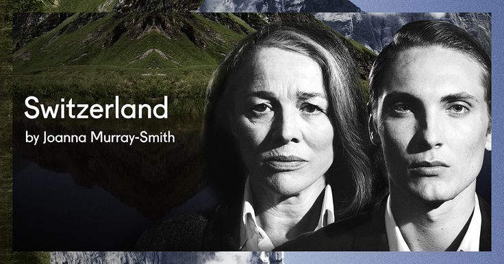 Switzerland, a Sydney Theatre Company production Joanna Murray-Smith http://bit.ly/1jxTGhK