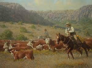 1000 ideas about southwest art on pinterest art - Cuadros de vacas ...