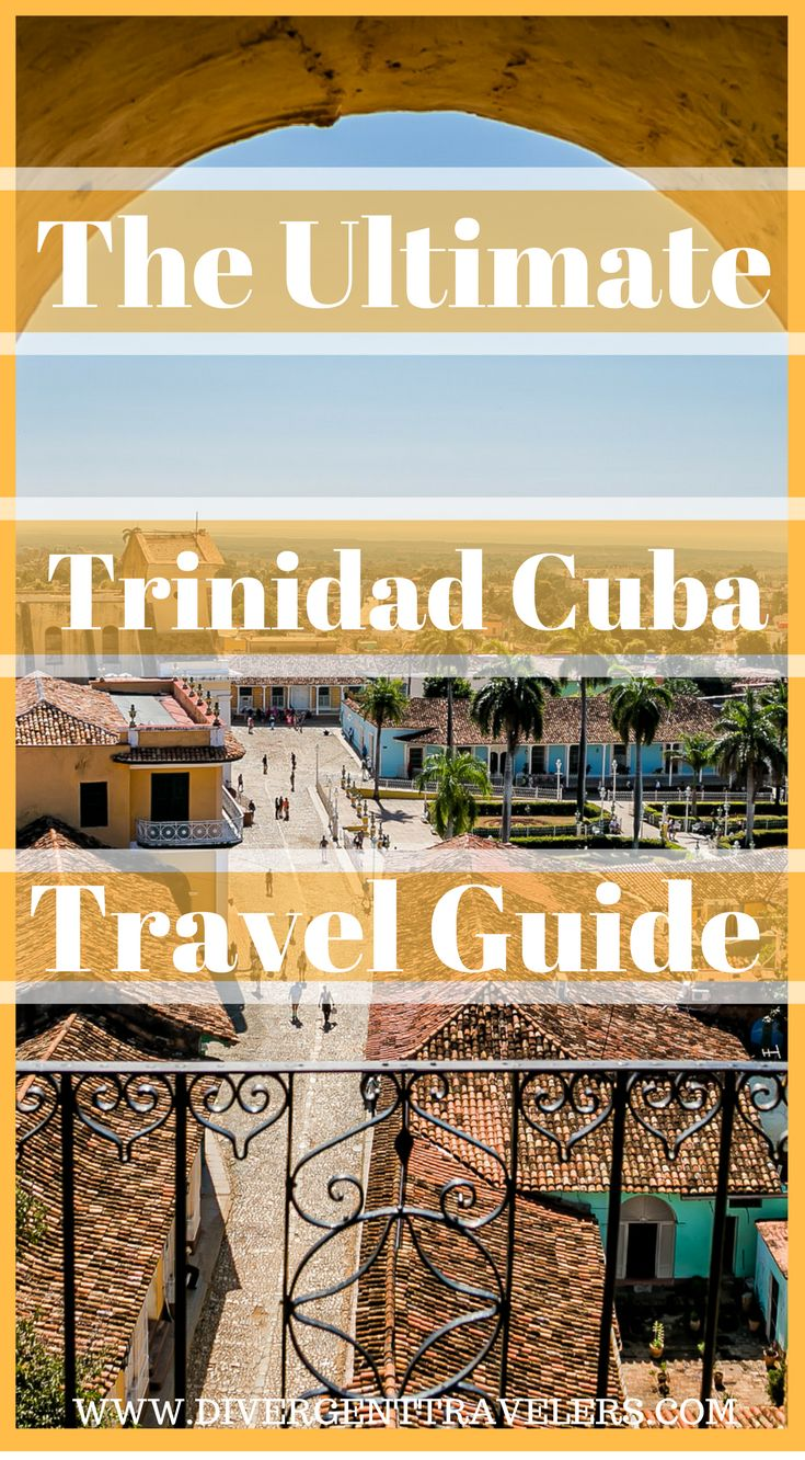 The Ultimate Trinidad Cuba Guide to places those other #Trinidad #Cuba #Travel guides don't cover because they visited once. We just do not cover the basics we cover everything you need to know about Trinidad Cuba so you can plan an epic vacation. Click to read Ultimate Trinidad Cuba Guide #Adventure #Tips #Hints