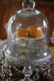 Rooted In Thyme: Halloween Cloches and Simple & Sweet Fridays #32