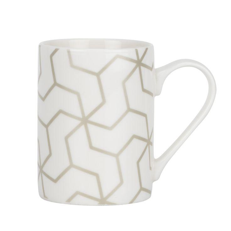 Geometrics Mug - £1.99