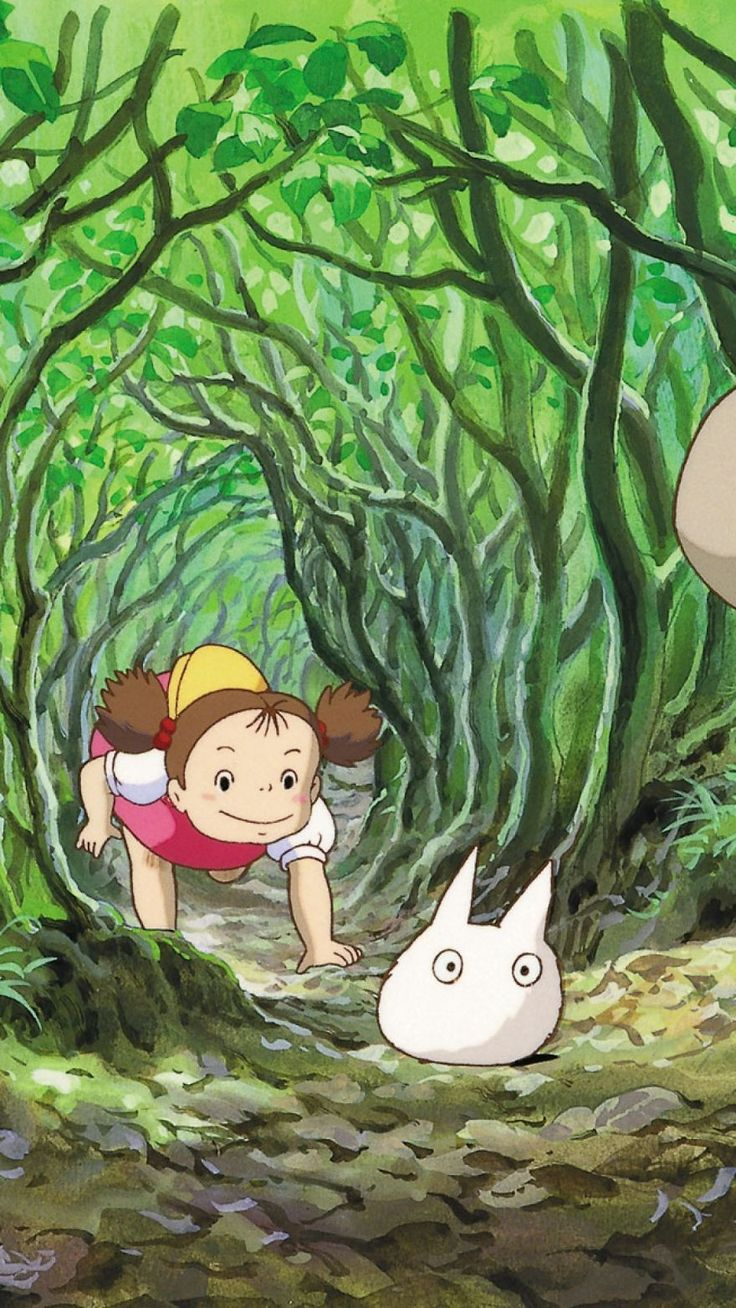 Celebrate The 31st Birthday Of Studio Ghibli With These 31+ Wallpapers For Smartphones   Bored Panda