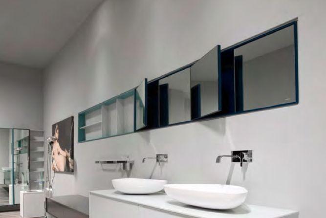 TEATRO MIRROR CABINET BY ANTONIO LUPI | Ambient Bathrooms