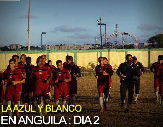 Diario Desde Anguila: D�a 2