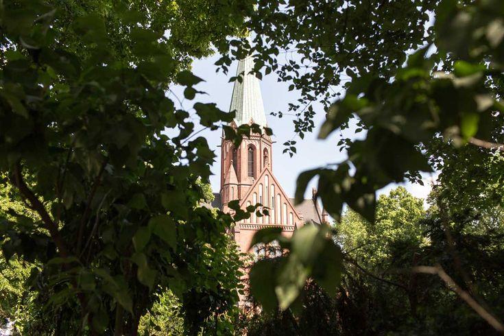 Fotograf Berlin | H2N Photography: St. Ludwig Kirche Berlin