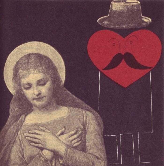 Bohumil Stepan's illustrations for Zelena Kobyla, 1966