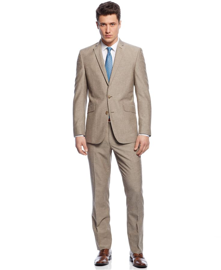 99 best Men's Suits - Macy's images on Pinterest | Suit men, Suit ...