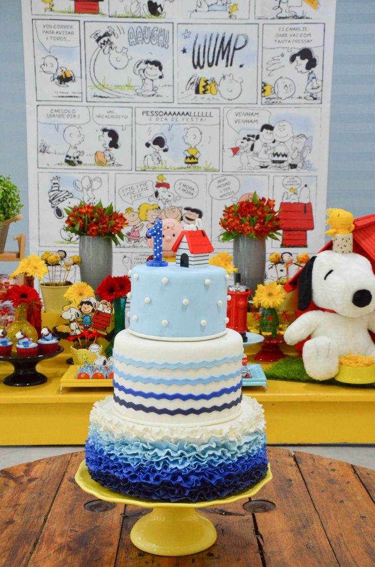 Festa do Snoopy