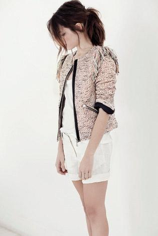 Paula Cahen D' Anvers lookbook ss 2012-2013