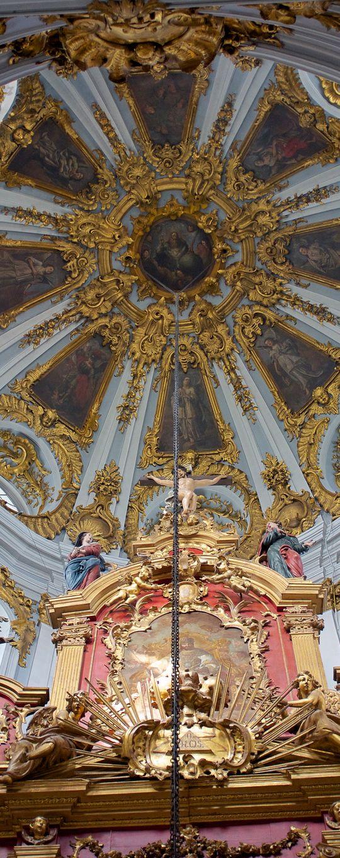 St. Andrew's Cathedral - Interior Detail- Kiev | Ukraine