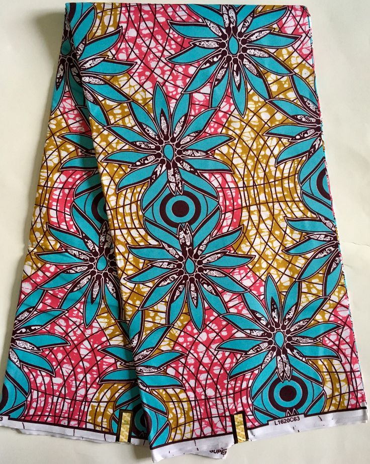 A personal favorite from my Etsy shop https://www.etsy.com/listing/518605616/african-print-fabric-ankara-blue-brown