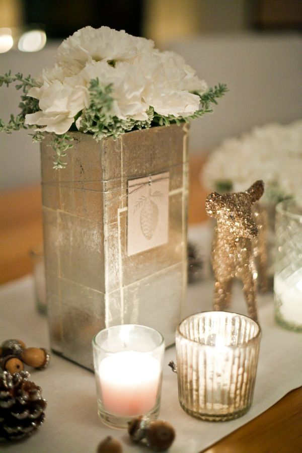 A Glittery Holiday Fete